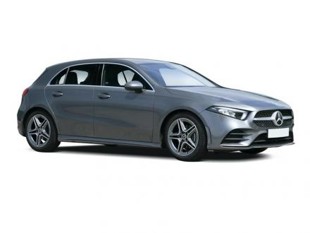Mercedes-Benz A Class Hatchback Special Editions A180 AMG Line Premium Plus Edition 5dr Auto