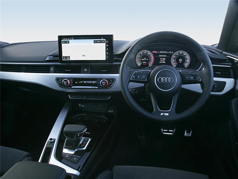 Audi A5 Coupe 40 TFSI 204 Black Edition 2dr S Tronic
