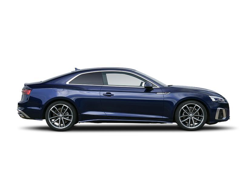 Audi A5 Coupe 40 TFSI 204 Black Edition 2dr S Tronic [C+S]