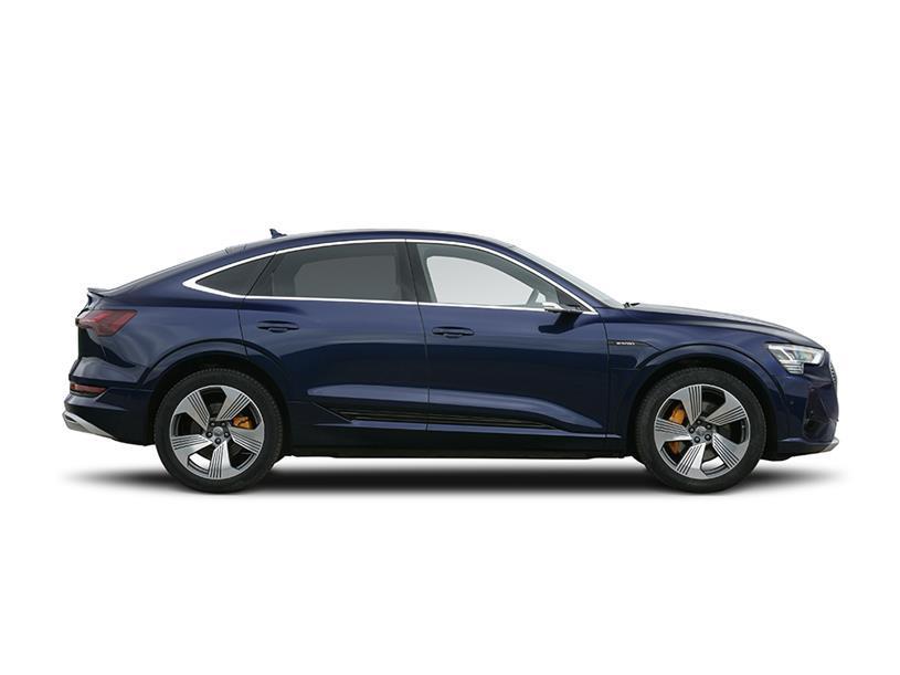 Audi E-tron Sportback 300kW 55 Quattro 95kWh Black Ed 5dr Auto [C+S]
