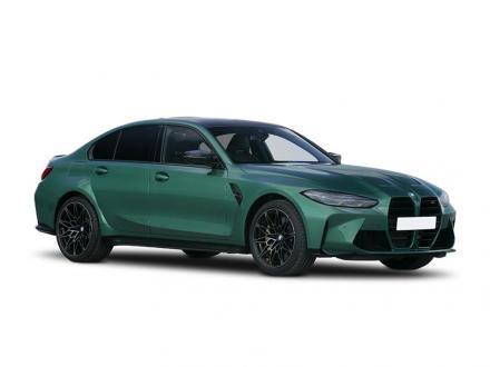 BMW M3 Saloon M3 xDrive Competition M 4dr Step Auto [Ultimat Pk]