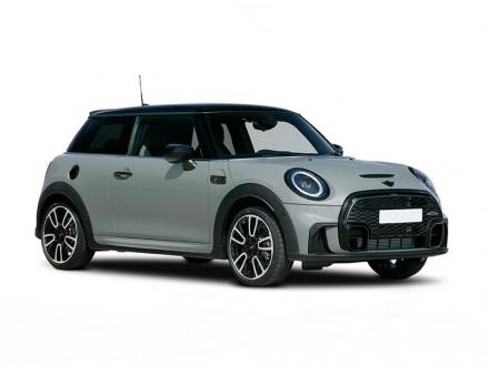 MINI Hatchback Special Edition 2.0 Cooper S Shadow Edition 3dr Auto [Comf/Nav Pk]