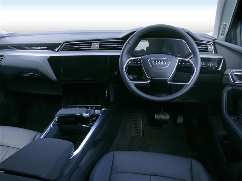 Audi E-tron Estate 230kW 50 Qtro 71kWh Black Ed 5dr Auto C+S [22kWCh]