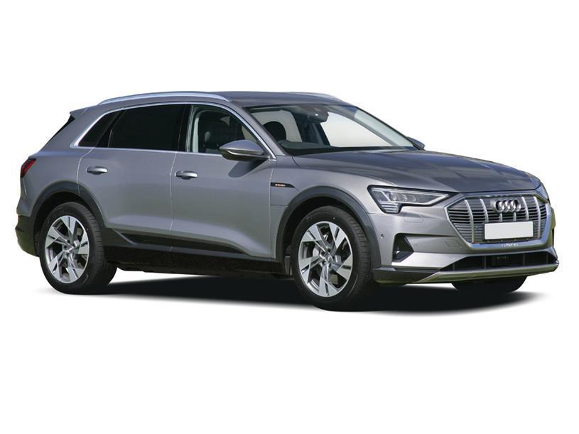 Audi E-tron Estate 300kW 55 Quattro 95kWh Sport 5dr Auto [22kWCh]