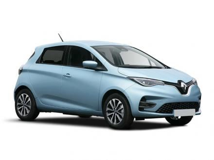 Renault Zoe Hatchback Special Edition 100kW Riviera Limited Edn R135 50kWh RC 5dr Auto