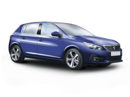 Peugeot 308 Diesel Hatchback 1.5 BlueHDi 130 Allure EAT8 5dr [Safety Plus]